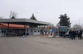 Καστανιές: Συνελήφθη 34χρονος με κλεμμένα έγγραφα και πλαστογραφημένη άδεια παραμονής
