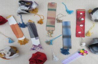 Σουφλί: Κατασκευάζουμε σελιδοδείκτες από μετάξι  στο Μουσείο Μετάξης