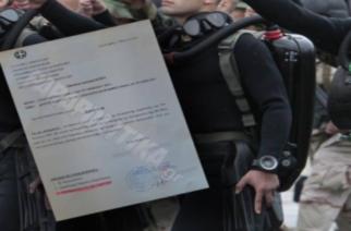 ΞΕΦΤΙΛΑ: Με διαταγή το λιμενικό απαγορεύει τα συνθήματα για τη Μακεδονία στην παρέλαση