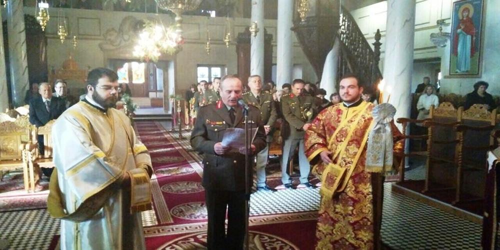 Νέος Διοικητής της XVI Μεραρχίας Πεζικού στο Διδυμότειχο ο Υποστράτηγος Άγγελος Ιλαρίδης