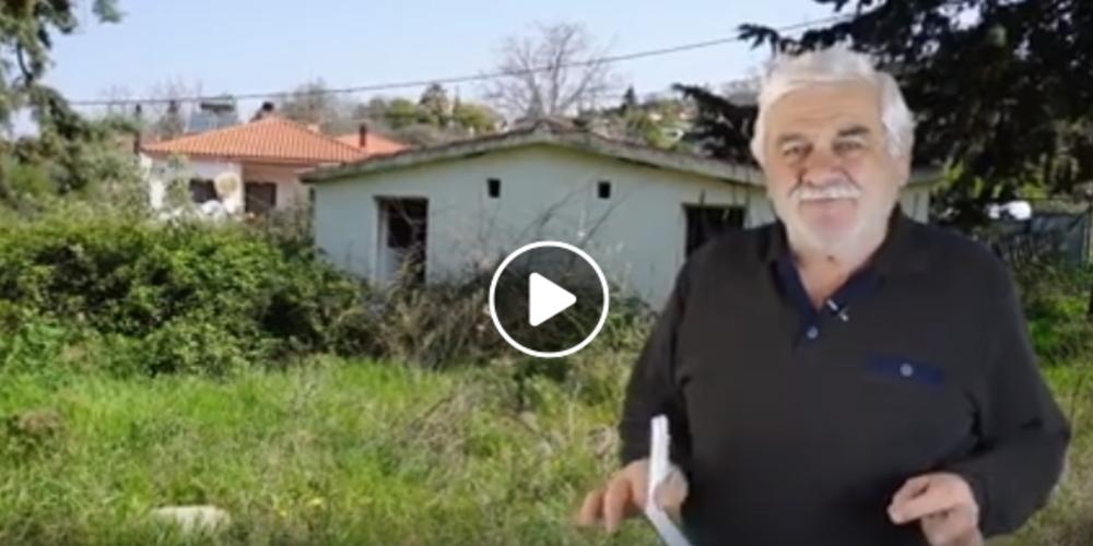 Ο Στάθης Γιαμουρίδης για τη μήνυση του δημάρχου Αλεξανδρούπολης: Δεν θα με τρομοκρατήσετε κύριε Λαμπάκη (ΒΙΝΤΕΟ)