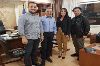 Αλεξανδρούπολη: Συνάντηση διοίκησης του Εμπορικού Σΰλλόγου με τον Διοικητή τη; 12ης Μεραρχίας