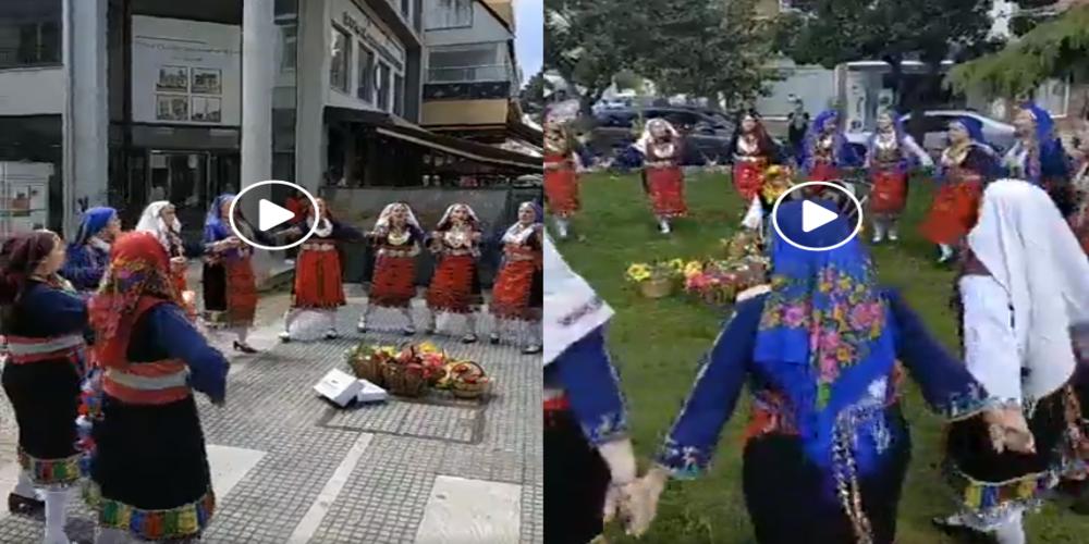 Όμορφες εικόνες Σάββατο του Λαζάρου και μέσα στην Αλεξανδρούπολη (ΒΙΝΤΕΟ)