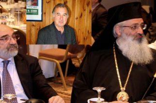 Σαμοθράκη: Ο Γιώργος Χανός καταδικάζει την ωμή παρέμβαση Λαμπάκη, Μητροπολίτη υπέρ του νυν δημάρχου Θ.Βίτσα