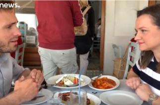 Το euronews στην Αλεξανδρούπολη και στις ψαροταβέρνες του