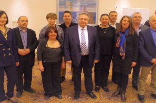 Τους πρώτους 12 υποψήφιους στον Έβρο παρουσίασε ο υποψήφιος Περιφερειάρχης ΑΜ-Θ Κώστας Κατσιμίγας