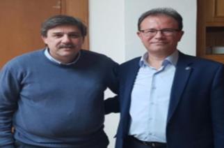 Τα προβλήματα του Νοσοκομείου Διδυμοτείχου και Κ.Υ Έβρου έθεσε ο Πρόεδρος του ΙΣΕ Α. Παπανδρούδης στον υπουργό Α. Ξανθό