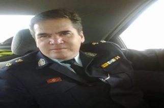 """Βαρύ πένθος σε όλο τον Έβρο – """"Έφυγε"""" ο Αστυνομικός Διευθυντής Παναγιώτης Τσακάλης"""
