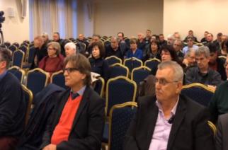 Αλεξανδρούπολη: Εποχές 3% – Ούτε 50 άτομα στην εκδήλωση του ΣΥΡΙΖΑ Έβρου με Παπαδημούλη,Κουρουμπλή