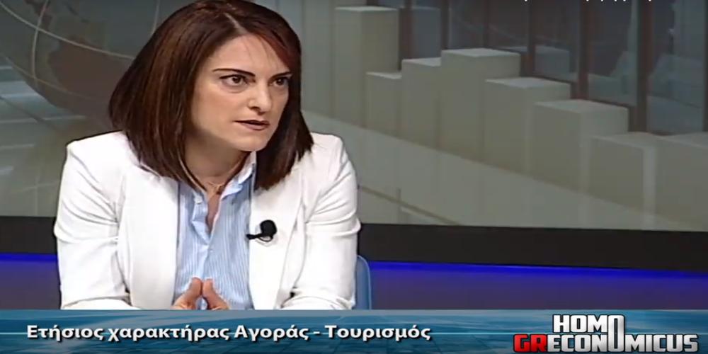 Βίβιαν Κουρμπανιάν: Αυτές είναι οι δράσεις και οι στόχοι του Εμπορικού Συλλόγου Αλεξανδρούπολης (ΒΙΝΤΕΟ)