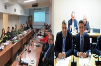 Έβρος: Προετοιμασία για τις πυρκαγιές του καλοκαιριού με σύγκληση Συντονιστικού Πολιτικής Προστασίας