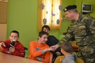 Ορεστιάδα: Το ΚΔΑΠ ΜΕΑ επισκέφθηκε ο Διοικητής του Δ' Σώματος Στρατού Αντιστράτηγος Χαράλαμπος Λαλούσης (φωτορεπορτάζ)