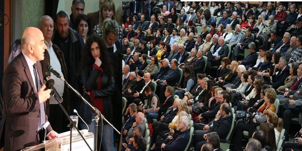 """Αλεξανδρούπολη: Τους υποψήφιους της """"Νέας Περιφερειακής Αναγέννησης"""" στον Έβρο, θα παρουσιάσει αύριο ο Χρήστος Μέτιος"""