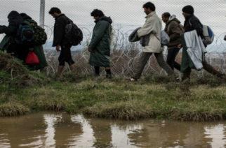 Φόβος και τρόμος στα χωριά του Έβρου, απ' τους λαθρομετανάστες που μπαίνουν στα σπίτια