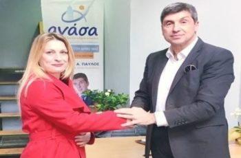 Υπόδειγμα σταθερότητας η Κ.Βίτσα: Ανακοινώθηκε επίσημα υποψήφια απ' τον Λαζόπουλο, συζήτησε με Ζαμπούκη και κατέληξε στον Μιχαηλίδη!!!