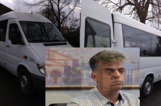 Ο δήμος Ορεστιάδας δεν παραλαμβάνει τη ΔΩΡΕΑ του λεωφορείου για τα άτομα ΑμεΑ!!!