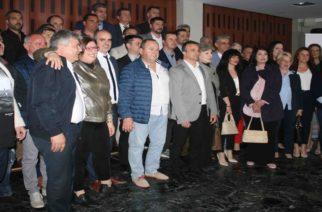 Ορεστιάδα: Ανακοίνωσε υποψήφιους δημοτικούς αλλά και τοπικούς συμβούλους ο Βασίλης Μαυρίδης