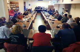 Τα μέτρα πρόληψης των πυρκαγιών συζήτησε το Συντονιστικό Όργανο Πολιτικής Προστασίας Έβρου