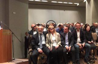 Ο Μεϊμαράκης στήριξε έμμεσα και την υποψηφιότητα του Βαγγέλη Μυτιληνού για δήμαρχος Αλεξανδρούπολης