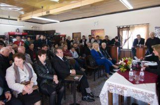 Το πρόγραμμα της στον πρωτογενή τομέα, με γενναίες παρεμβάσεις και πρωτοβουλίες παρουσίασε η Μαρία Γκουγκουσκίδου