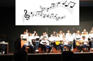 Φεστιβάλ σχολικών χορωδιών Νομού Έβρου  από το ΠΙΟΠ και το Γυμνάσιο Σουφλίου