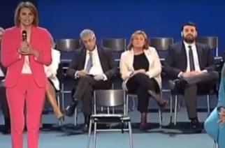 Το προσωπικό της στίγμα έδωσε η Εβρίτισσα υποψήφια Ευρωβουλευτής Κατερίνα Μάρκου στην επίσημη παρουσίαση της (ΒΙΝΤΕΟ)