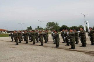 Ο εορτασμός του Αγίου Γεωργίου στην 16η Μεραρχία Πεζικού Διδυμοτείχου, με έκθεση οπλικών συστημάτων