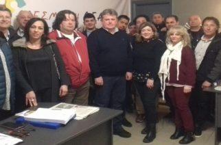 Αλεξανδρούπολη: Συνάντηση με τα μέλη Διοίκησης των Λαϊκών Αγορών, είχε ο υποψήφιος δήμαρχος Βαγγέλης Μυτιληνός