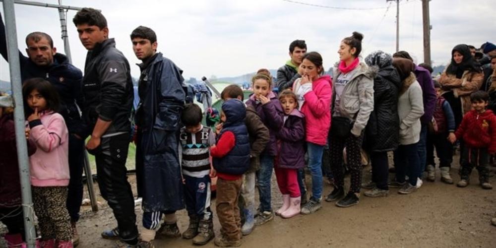 Χιλιάδες λαθρομετανάστες προ των πυλών του Έβρου από την Τουρκία;