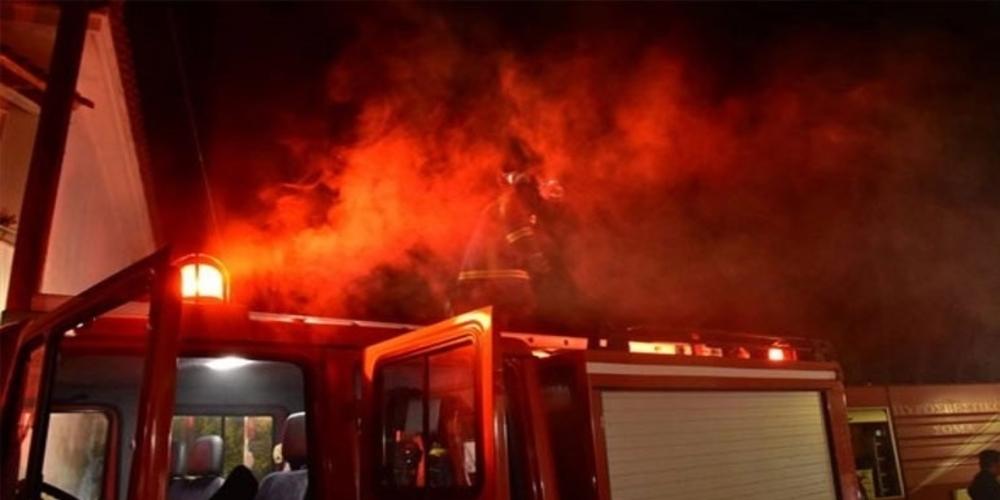 Πυρκαγιά κατέστρεψε το πρωί ολοσχερώς σπίτι στον Βάλτο Ορεστιάδας – Γιατί κάνει έρευνες η αστυνομία