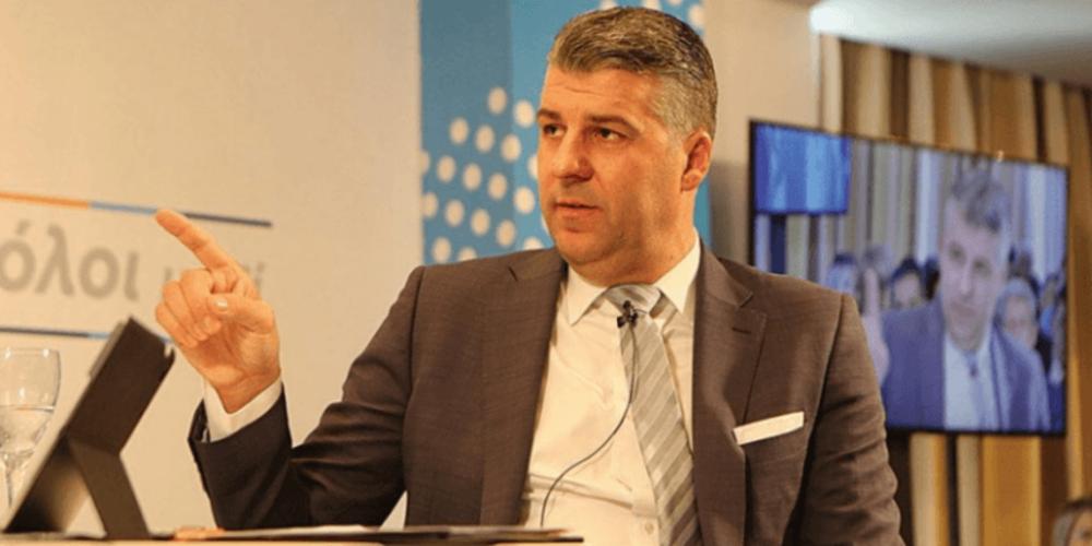 Ο υποψήφιος Περιφερειάρχης Χριστόδουλος Τοψίδης υπόσχεται δική του γεωπολιτική με βλέμμα προς την Ρωσία;