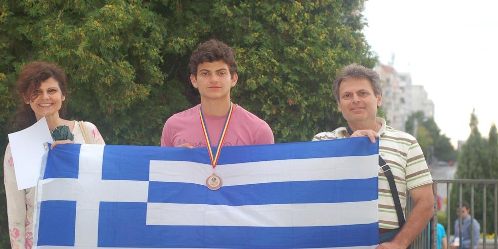 Μεγάλη διάκριση: Ο Εβρίτης μαθητής Ορέστης Τσαταλμπασίδης, με υποτροφία στο Πανεπιστήμιο RICE των ΗΠΑ