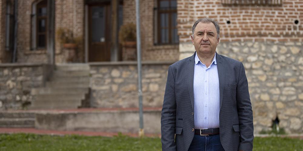 Συνέντευξη Βασίλης Δελησταμάτης: Γνωρίζω τα προβλήματα του πρωτογενή τομέα, μπορώ να προτείνω άμεσες λύσεις (video)