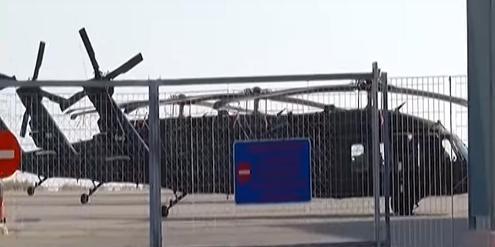 """Αμερικανικά ελικόπτερα αύριο στη Αλεξανδρούπολη – Θα """"συσκευασθούν"""" και θα φορτωθούν σε αμερικανικό πλοίο"""
