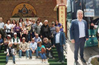 Επίσκεψη και περιήγηση στο Διδυμότειχο για τον Ορειβατικό Σύλλογο Γλυφάδας
