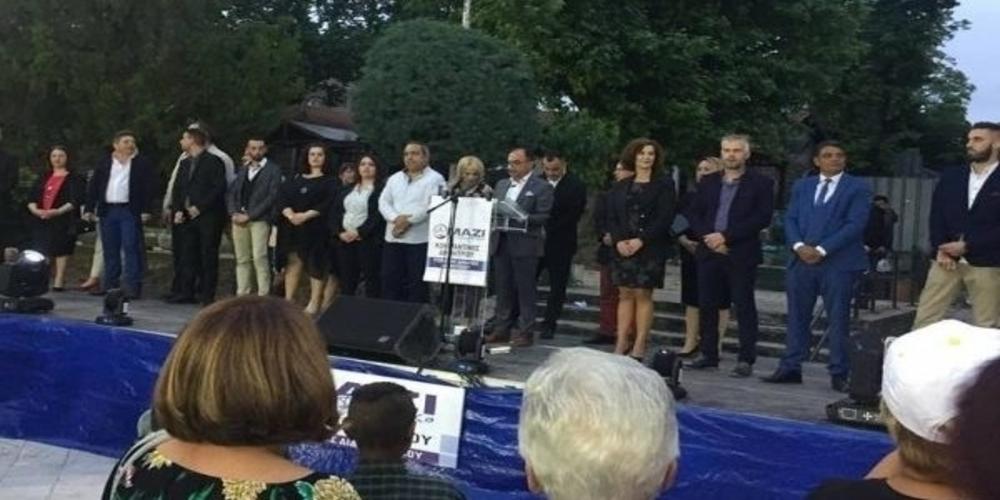 Κωνσταντίνος Δημητρίου: Αν εκλεγώ δήμαρχος, οι μισθοί της 1ης χρονιάς θα διατεθούν για φιλανθρωπικούς σκοπούς