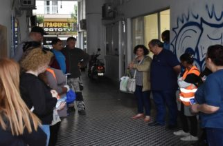 Αλεξανδρούπολη: Περιοδεία της Λαϊκής Συσπείρωσης στις «σκούπες» και το «πράσινο»