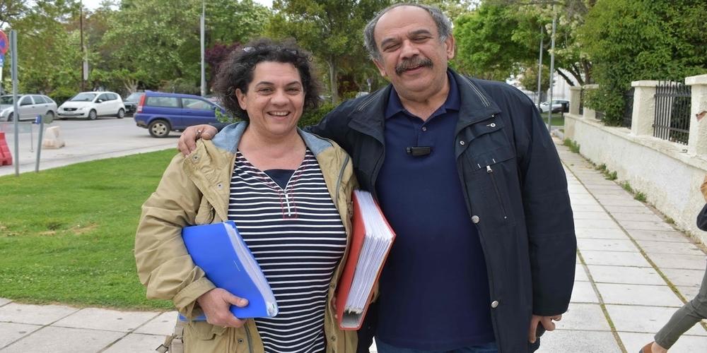 Αυτά είναι τα ψηφοδέλτια της Λαϊκής Συσπείρωσης Αλεξανδρούπολης με επικεφαλής τον Σάββα Δευτεραίο