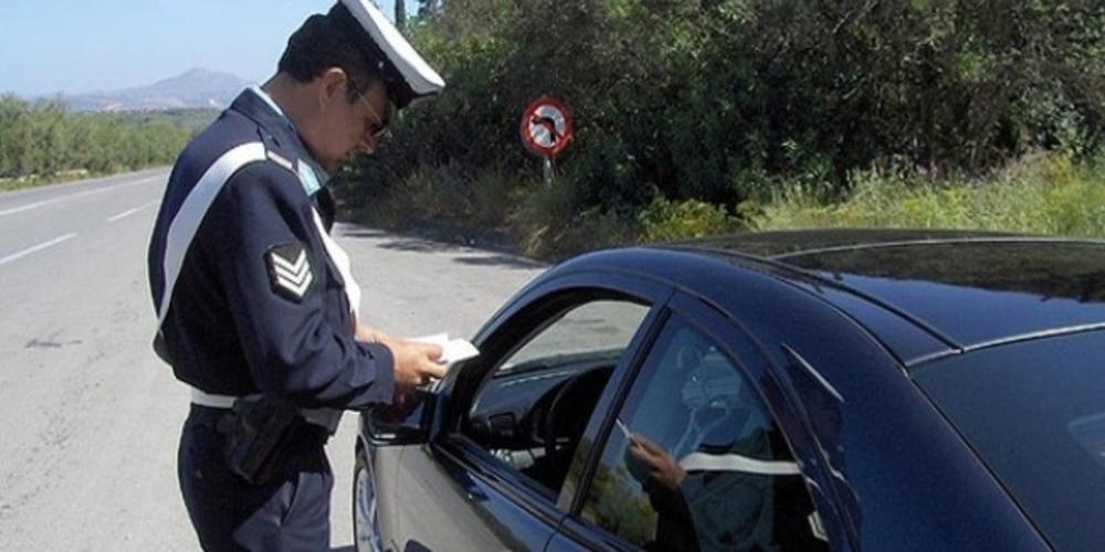 Αλεξανδρούπολη: Συνέλαβαν 62χρονο που οδηγούσε χωρίς δίπλωμα