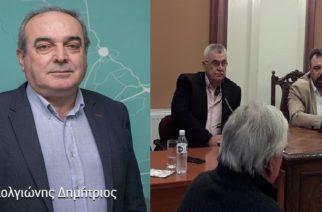 Επιβεβαίωση από Αραχωβίτη των καταγγελιών Κολγιώνη, για απουσία πρότασης του δήμου Αλεξανδρούπολης στα αρδευτικά