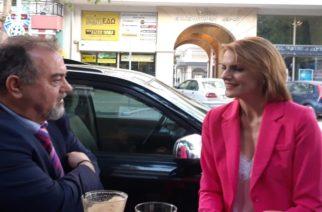"""Κατερίνα Μάρκου: """"Θα παλέψω για τα προβλήματα του Έβρου στην Ευρωβουλή"""""""