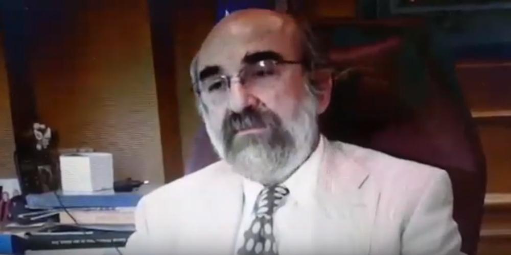 ΒΙΝΤΕΟ Βαγγέλης Λαμπάκης: Λέμε ΝΑΙ στα χρυσωρυχεία, αρκεί να ισχύσει ένα τρίπτυχο όρων