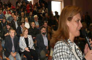 Ορεστιάδα: Σημαντική παρέμβαση της Μαρίας Γκουγκουσκίδου στον υπουργό Σταύρο Αραχωβίτη για θέματα των αγροτών