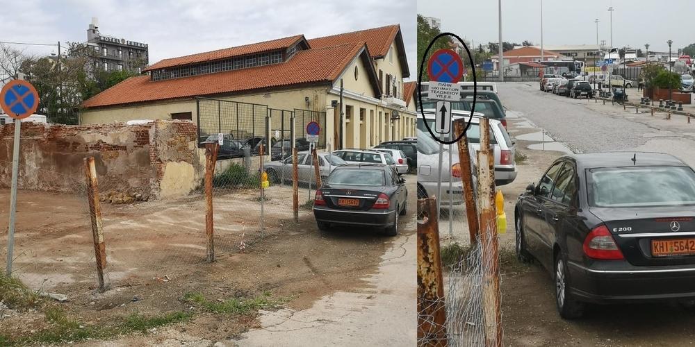 Τι θέλετε ρε; Δήμαρχος Αλεξανδρούπολης είναι, όπου θέλει παρκάρει