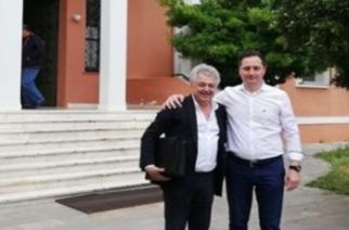 Ο συνδυασμός με τους υποψήφιους του δημάρχου Σουφλίου Βαγγέλη Πουλιλιού