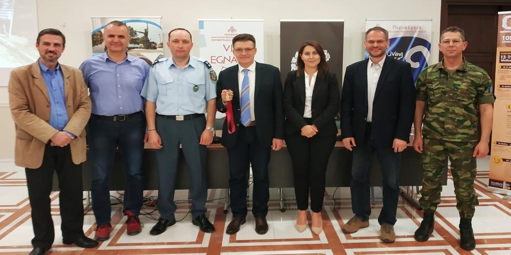 Αλεξανδρούπολη: Όλα έτοιμα για το 4ο VIA EGNATIA RUN –  Ρεκόρ συμμετοχών