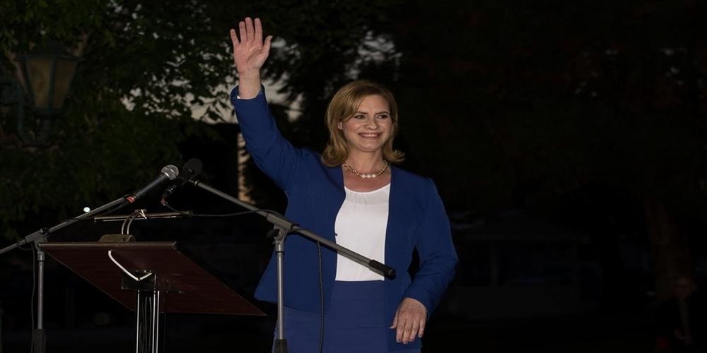 Μήνυμα νίκης και από τον Κυπρίνο για την υποψήφια δήμαρχο Ορεστιάδας Μαρία Γκουγκουσκίδου