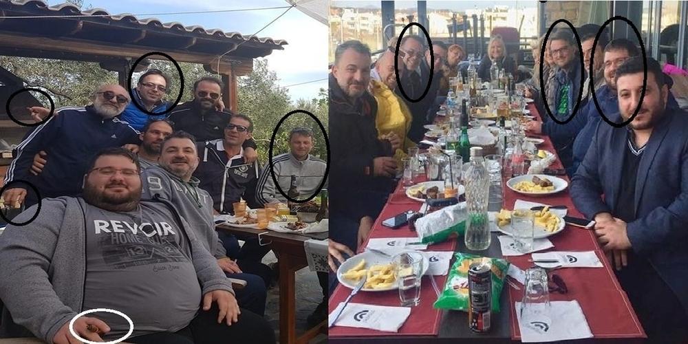 Απάντηση του Evros-news.gr στον δημοσιογραφικά ανύπαρκτο Τελόπουλο, μόνιμο συνδαιτημόνα (με πούρα) Λαμπάκη, Γκοτσίδη, Κουκουράβα