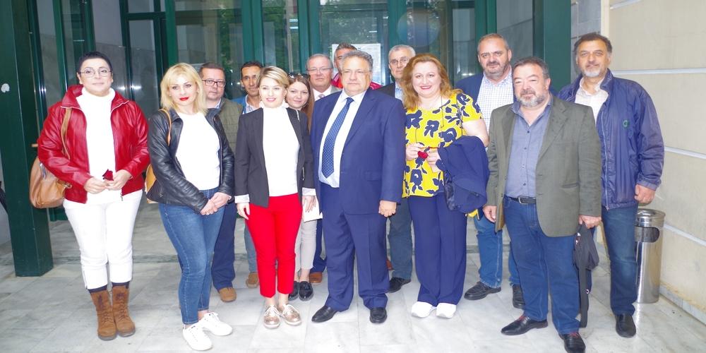 Οι υποψήφιοι του Κώστα Κατσιμίγα σε Έβρο και άλλους νομούς της Περιφέρειας ΑΜ-Θ