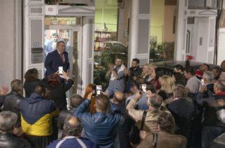 """Διδυμότειχο: Οι υποψήφιοι της """"Δύναμης Δημιουργίας"""" με υποψήφιο δήμαρχο τον Χρήστο Τοκαμάνη (ΒΙΝΤΕΟ)"""
